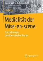 Medialit  t der Mise en sc  ne PDF