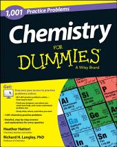 Chemistry: 1,001 Practice Problems For Dummies (+ Free Online Practice)