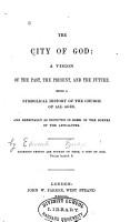 The City of God PDF