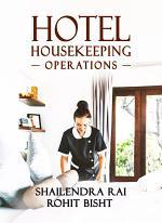 Hotel Housekeeping Operations