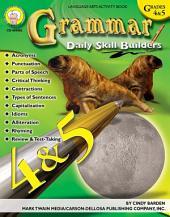 Grammar, Grades 4 - 5