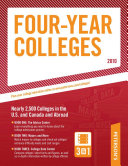 Four Year Colleges 2010 PDF