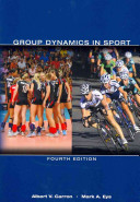 Group Dynamics in Sport Book