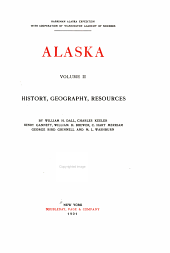 Alaska: History, geography, resources