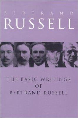The Basic Writings of Bertrand Russell  1903 1959 PDF