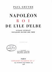 Napoléon, roi de l'île d'Elbe