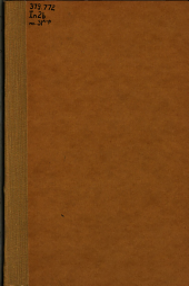 Bulletin: Volume 31, Parts 1-2
