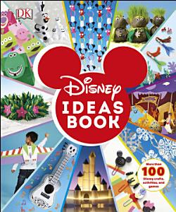 Disney Ideas Book Book