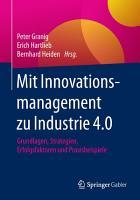 Mit Innovationsmanagement zu Industrie 4 0 PDF