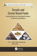 Cereals and Cereal Based Foods