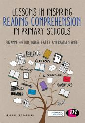 Lessons In Teaching Reading Comprehension In Primary Schools Book PDF