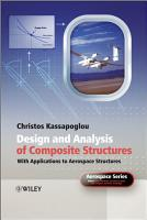 Design and Analysis of Composite Structures PDF