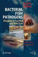 Bacterial Fish Pathogens PDF