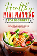 Healthy Meal Planning for Beginners PDF
