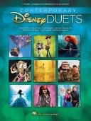 Contemporary Disney Duets PDF