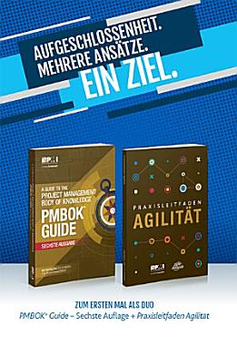 Guide to the Project Management Body of Knowledge  PMBOK R  Guide Sixth Edition   Agile Practice Guide Bundle  GERMAN  PDF