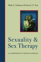 Sexuality and Sex Therapy PDF