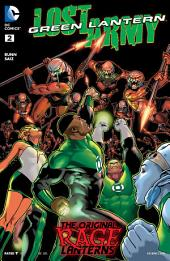 Green Lantern: Lost Army (2015-) #2