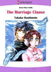 The Marriage Clause: Harlequin Comics