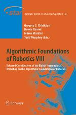 Algorithmic Foundations of Robotics VIII