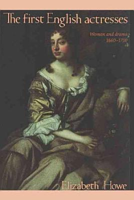 The First English Actresses PDF