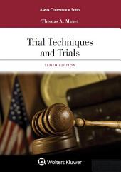 Trial Techniques and Trials: Edition 10