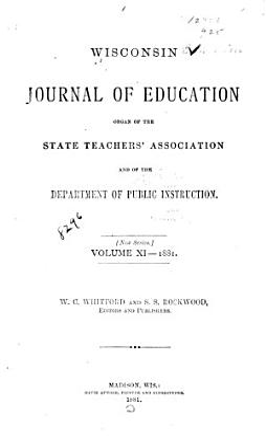 Wisconsin Journal of Education PDF