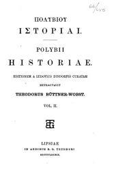 Polybiou Historiai: Τόμος 2