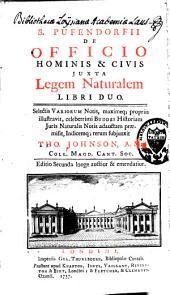 De officio hominis et civis juxta legem naturalem libri duo