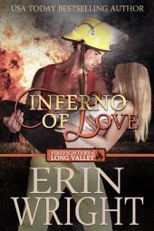 Inferno of Love: A Western Fireman Romance Novel (Forbidden Love Cowboy Small Town Romance)