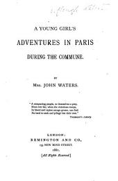 A Young Girl's Adventures in Paris During the Commune