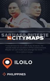 City Maps Iloilo Philippines