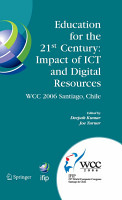 Education for the 21st Century   Impact of ICT and Digital Resources PDF
