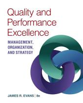 Quality & Performance Excellence: Edition 8