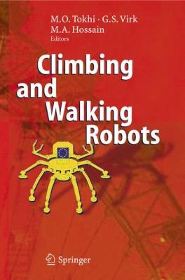 Climbing and Walking Robots PDF