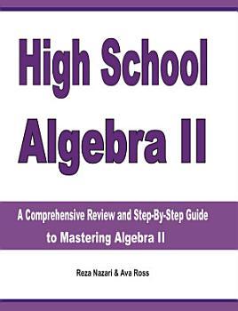 High School Algebra II PDF