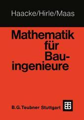 Mathematik für Bauingenieure: Ausgabe 2