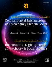 Revista Digital Internacional de Psicología y Ciencia Social | Vol. 2 | Num. 1 | 2016: La divulgación de la ciencia en el mundo de hoy