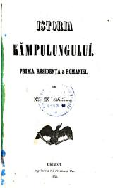 Istoria kǎmpulunguluǐ, prima residența a Romanici