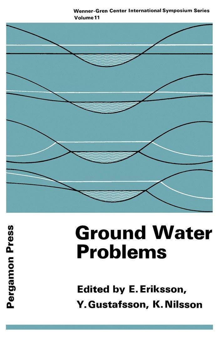 Ground Water Problems