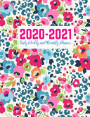 2020 2021 Daily Weekly and Monthly Planner
