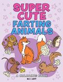 Super Cute Farting Animals Coloring Book PDF