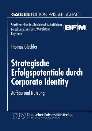 Strategische Erfolgspotentiale durch Corporate Identity PDF