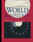 Anthology of World Scriptures Non Infotrac Version PDF