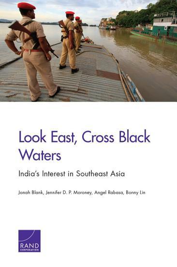 Look East  Cross Black Waters PDF