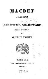 Macbet: tragedia