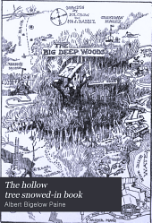 The Hollow Tree Snowed-in Book: Being a Continuation of the Stories about the Hollow Tree and Deep Woods People