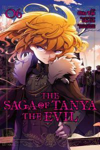 The Saga of Tanya the Evil  Vol  6  manga  PDF