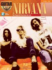 Nirvana: Guitar Play-Along, Volume 78