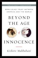 Beyond the Age of Innocence PDF